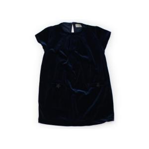 ブランド:ZARA(ザラ) カテゴリー:ワンピース サイズ:100サイズ 色:光沢の青 状態:★★★...