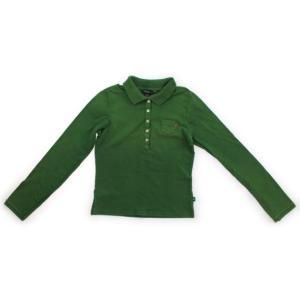 ブランド:Abercrombie(アバクロ) カテゴリー:ポロシャツ サイズ:130サイズ 色:抹茶...