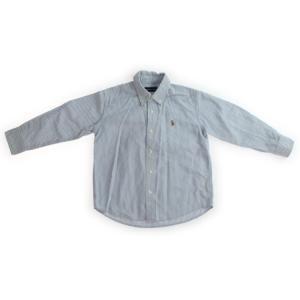 ラルフローレン RalphLauren シャツ・ブラウス 110サイズ 男の子 子供服 ベビー服 キッズ|carryon