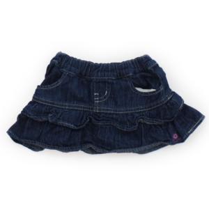 ブランド:Caldia(カルディア) カテゴリー:スカート サイズ:90サイズ 色:デニム 状態:★...