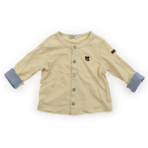 675ae18cc94ef9 ダブルB Double B カーディガン 80サイズ 男の子 子供服 ベビー服 キッズ