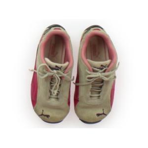 プーマ PUMA スニーカー 靴15cm〜 女の子 子供服 ベビー服 キッズ|carryon