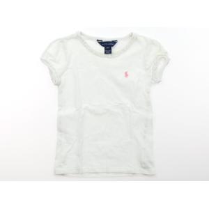 ラルフローレン RalphLauren Tシャツ・カットソー 110サイズ 女の子 子供服 ベビー服 キッズ|carryon