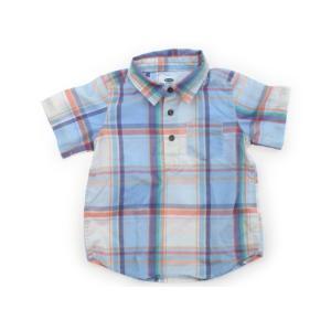 オールドネイビー OLDNAVY シャツ・ブラウス 110サイズ 男の子 子供服 ベビー服 キッズ|carryon