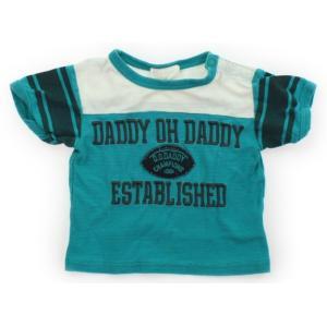 ダディーオーダディー DaddyOhDaddy Tシャツ・カットソー 80サイズ 男の子 子供服 ベ...