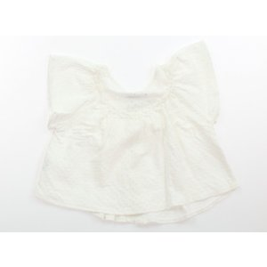 ブランド:Caldia(カルディア) カテゴリー:カーディガン サイズ:95サイズ 色:白 状態:★...