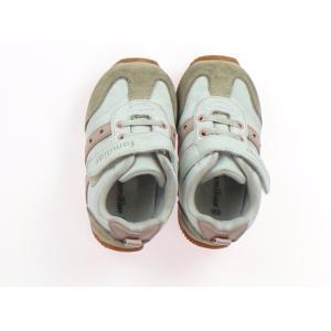 ブランド:familiar(ファミリア) カテゴリー:スニーカー サイズ:靴13cm〜 色:ライトグ...