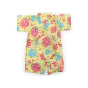 ブランド:Combimini(コンビミニ) カテゴリー:浴衣・甚平・季節のイベント サイズ:80サイ...