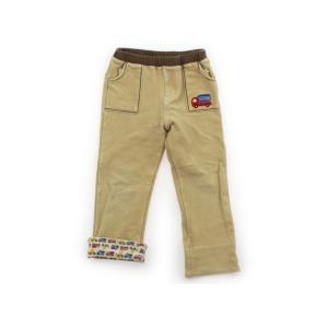 ブランド:miki HOUSE(ミキハウス) カテゴリー:パンツ サイズ:100サイズ 色:茶、赤、...