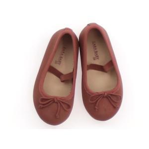 ブランド:ZARA(ザラ) カテゴリー:フラットシューズ・スリッポン サイズ:靴12cm〜 色:スモ...