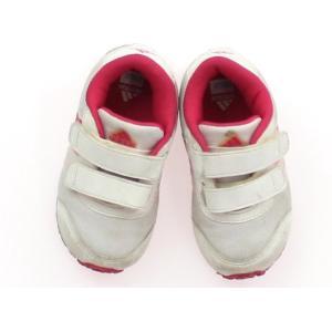 ブランド:Adidas(アディダス) カテゴリー:スニーカー サイズ:靴13cm〜 色:ホワイト・ピ...