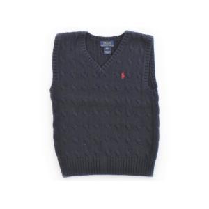 ポロラルフローレン POLORALPHLAUREN ベスト 110サイズ 男の子 子供服 ベビー服 キッズ|carryon