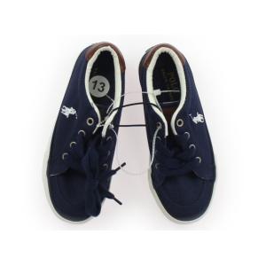 ポロラルフローレン POLORALPHLAUREN フラットシューズ・スリッポン 靴19cm〜 子供服 ベビー服 キッズ|carryon