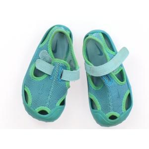 ブランド:NIKE(ナイキ) カテゴリー:サンダル サイズ:靴13cm〜 色:ブルー系 状態:★★ ...
