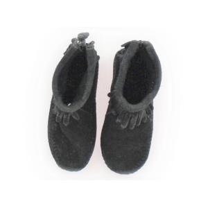 ブランド:Minnetonka(ミネトンカ) カテゴリー:ブーツ サイズ:靴13cm〜 色:黒 状態...