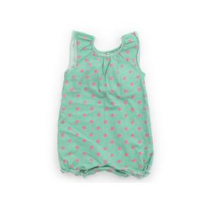 ブランド:NEXT(ネクスト) カテゴリー:カバーオール サイズ:70サイズ 色:緑、ピンク 状態:...