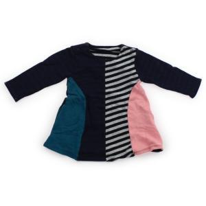 ブランド:Caldia(カルディア) カテゴリー:ワンピース サイズ:90サイズ 色:紺、ピンク、ボ...