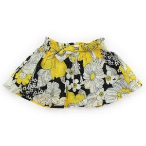 ブランド:JENNI(ジェニィ) カテゴリー:スカート サイズ:100サイズ 色:黄色、黒、花柄 状...