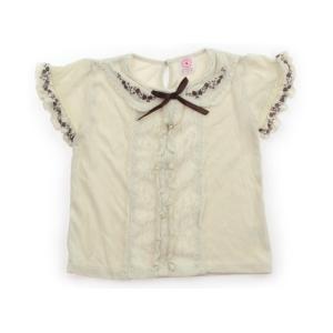 アクシーズファムキッズ axes femme KIDS Tシャツ・カットソー 120サイズ 女の子 子供服 ベビー服 キッズ|carryon