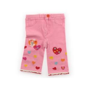 ブランド:miki HOUSE(ミキハウス) カテゴリー:レギンス サイズ:100サイズ 色:ピンク...