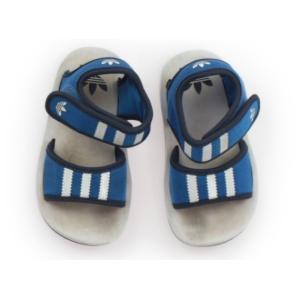 アディダス Adidas サンダル 靴15cm〜 男の子 子供服 ベビー服 キッズ|carryon