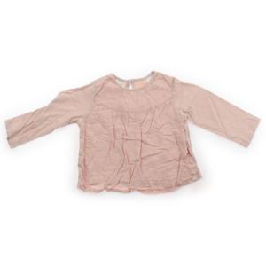 ブランド:ZARA(ザラ) カテゴリー:Tシャツ・カットソー サイズ:90サイズ 色:ライトピンク ...