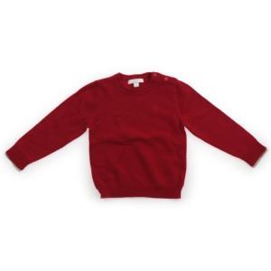 ブランド:BURBERRY(バーバリー) カテゴリー:ニット・セーター サイズ:100サイズ 色:レ...