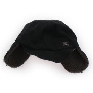 ブランド:BURBERRY(バーバリー) カテゴリー:帽子 サイズ:Hat/Cap 色:黒、茶 状態...