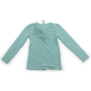 ブランド:ZARA(ザラ) カテゴリー:Tシャツ・カットソー サイズ:140サイズ 色:ミントグリー...