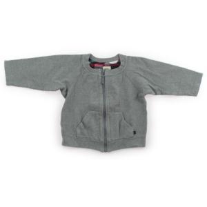 ユナイテッドアローズ UNITED ARROWS ジップアップトレーナー 95サイズ 女の子 子供服 ベビー服 キッズ|carryon