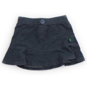 グリーンコットン GreenCotton スカート 90サイズ 女の子 子供服 ベビー服 キッズ