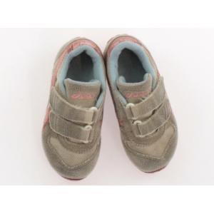ブランド:Asics(アシックス) カテゴリー:スニーカー サイズ:靴15cm〜 色:グレージュ、ピ...