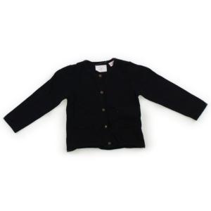 ブランド:ZARA(ザラ) カテゴリー:カーディガン サイズ:95サイズ 色:ブラック 状態:★★★...