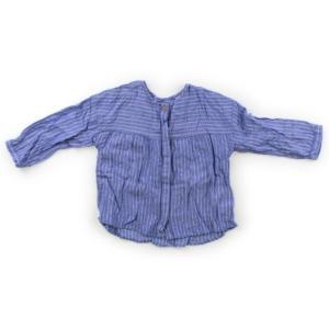 ブランド:ZARA(ザラ) カテゴリー:シャツ・ブラウス サイズ:95サイズ 色:青、白 状態:★★...