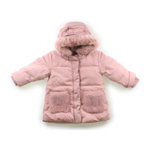 ブランド:ZARA(ザラ) カテゴリー:コート・ジャンパー サイズ:95サイズ 色:ピンク 状態:★...