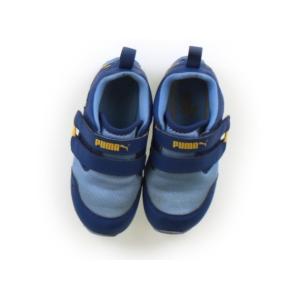 ブランド:PUMA(プーマ) カテゴリー:スニーカー サイズ:靴15cm〜 色:青、紺 状態:★★★...