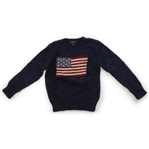 ポロラルフローレン POLORALPHLAUREN ニット・セーター 140サイズ 男の子 子供服 ...