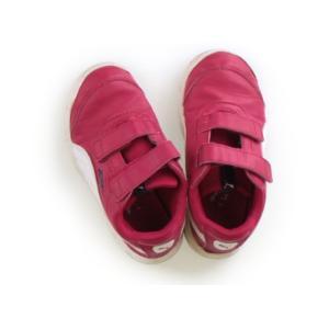 プーマ PUMA スニーカー 靴18cm〜 女の子 子供服 ベビー服 キッズ