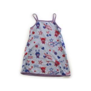 メゾピアノ mezzopiano ジャンパースカート 120サイズ 女の子 子供服 ベビー服 キッズ