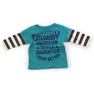 ダディーオーダディー Daddy Oh Daddy Tシャツ・カットソー 80サイズ 男の子 子供服...