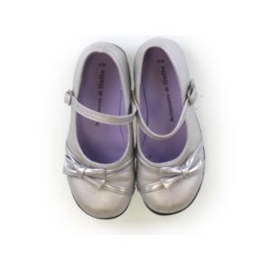 べべ BeBe フラットシューズ・スリッポン 靴18cm〜 女の子 子供服 ベビー服 キッズ