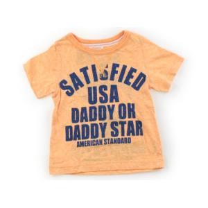 ダディーオーダディー Daddy Oh Daddy Tシャツ・カットソー 100サイズ 男の子 子供...