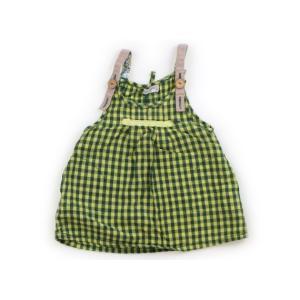 ソニアリキエル SONIA RYKIEL ジャンパースカート 90サイズ 女の子 子供服 ベビー服 ...