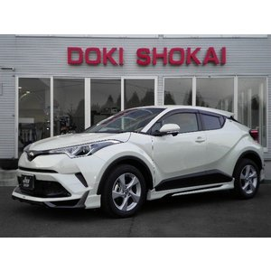 C-HR 1.2 S-T 4WD モデリスタエアロ 寒冷地仕様
