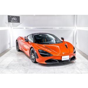 720S ローンチエディション Carbon Pack 1・2・3 認定中古車(McLAREN QUALIFIED)