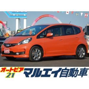 フィット 1.5 RS 6速MT・純正CD・キーレス・HID・純正AW|carsensor