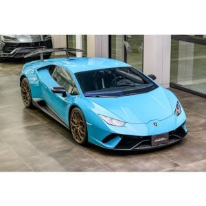 ウラカン ペルフォルマンテ (LDF) 4WD Blu Glauco