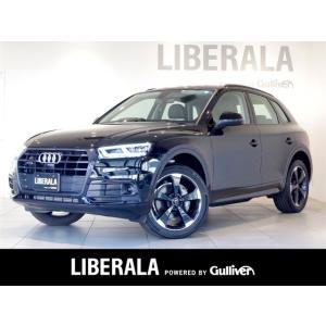 Q5 ブラック エディション 4WD 黒革 ACC バーチャルCP マトリクスLED 20AW|carsensor