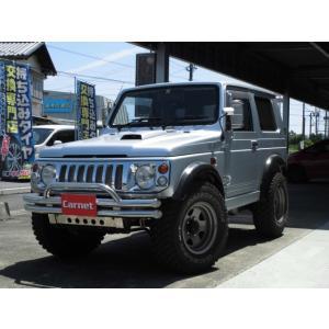 ジムニー 660 ワイルドウインド 4WD オーバーフェンダー 軽登録 carsensor