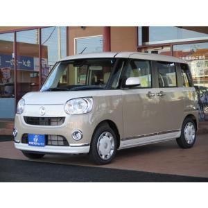 ムーヴキャンバス 660 G メイクアップ SAIII 届出済未使用車
